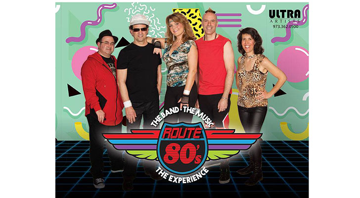 Event Details The Music Of 80s