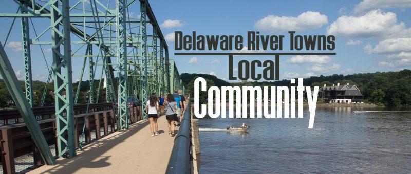 delaware river towns logo