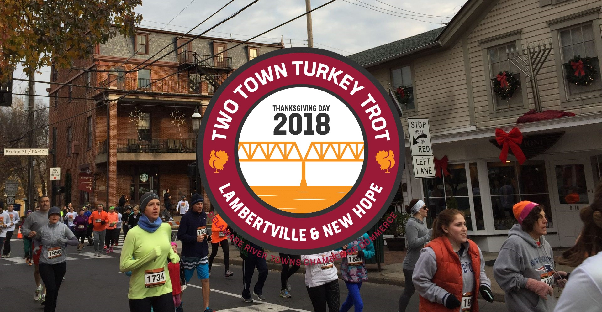 lambertville new hope turkey trot