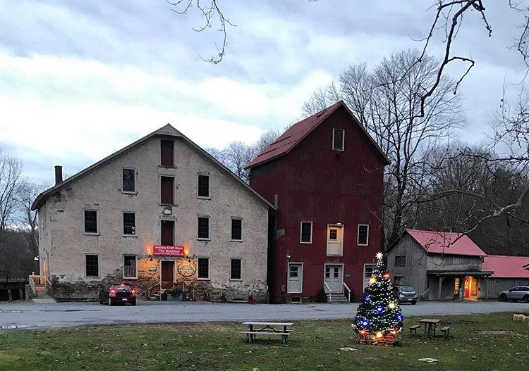 Stockton New Jersey Prallsville Mills