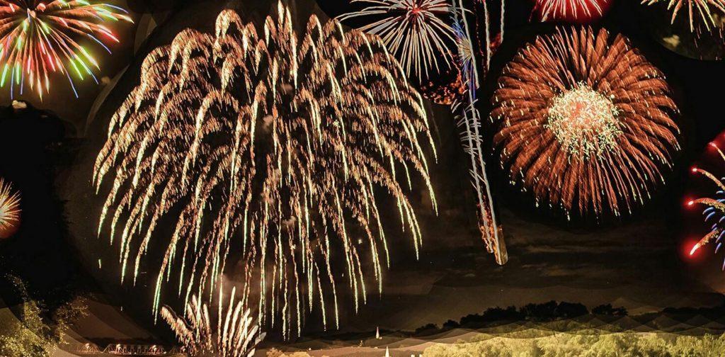 New hope fireworks