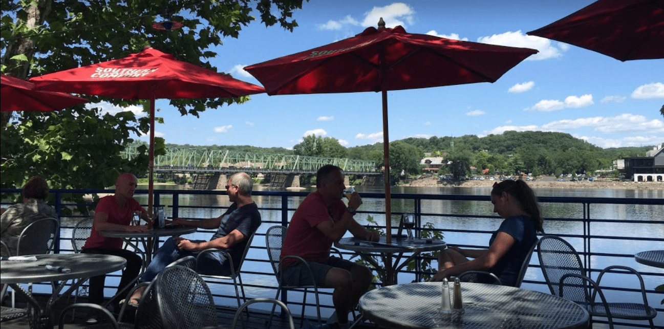 New Hope Restaurant River Views
