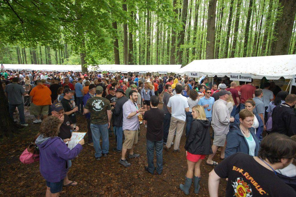 Washington Crossing's Spring Brewfest