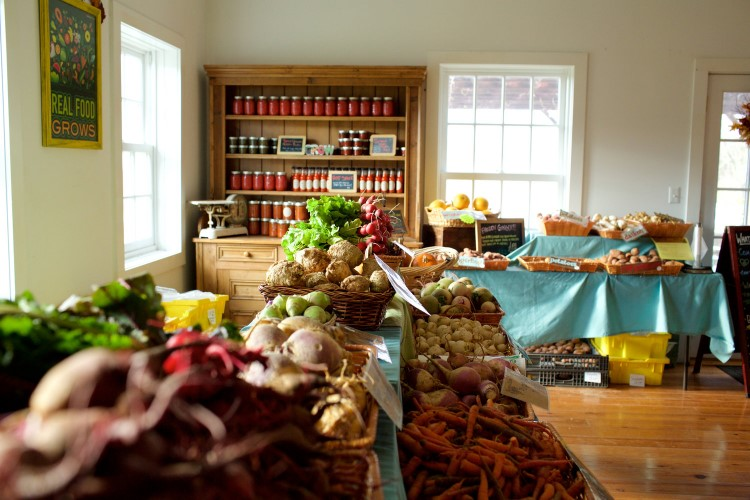 Roots to River Farm Market at Gravity Hill