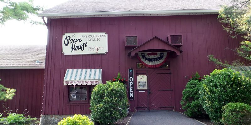 Upcoming Live Music at the New Hope Winery - The Pour House