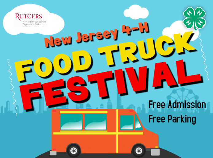 4-h Food Truck Festival