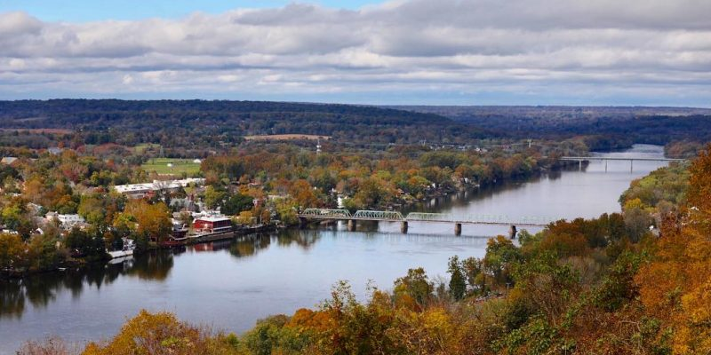 The Best Places to See Fall Foliage in the Delaware River Towns