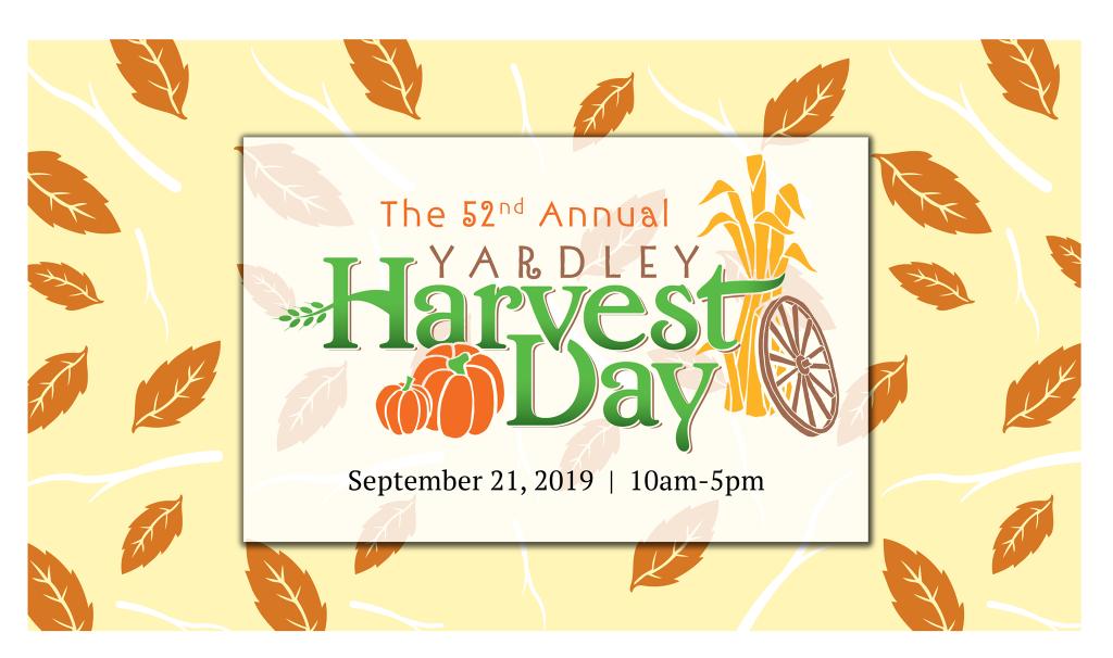 Yardley Harvest Day 2019