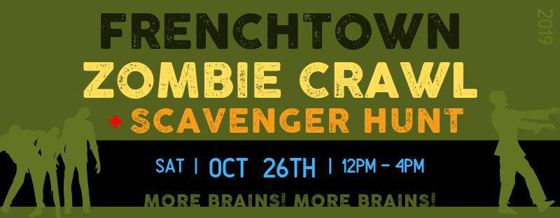 Frenchtown Zombie Crawl 2019