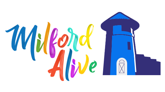 Milford Alive 2019 Logo