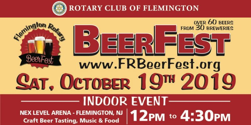 It's October; So Where's the Next Delaware River Town Beer Festival?
