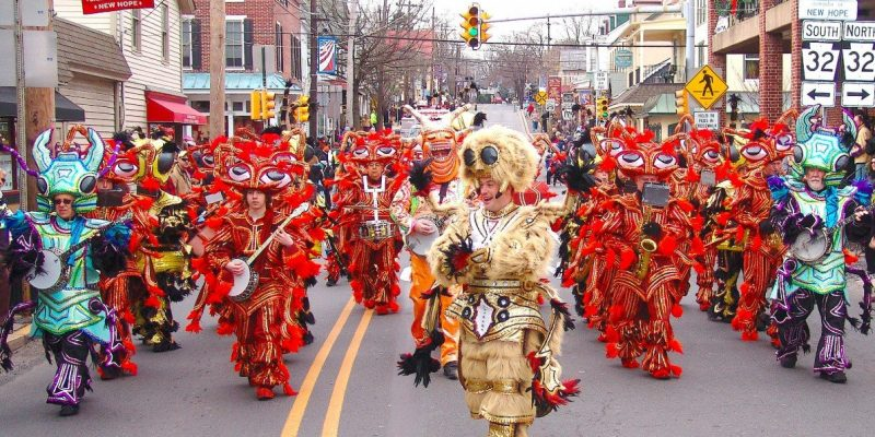 Why the Lambertville-New Hope Winter Festival is So Much More than the Chili Cook-Off