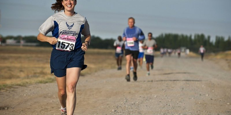Say Goodbye to the Treadmill. Racing Season's Almost Here