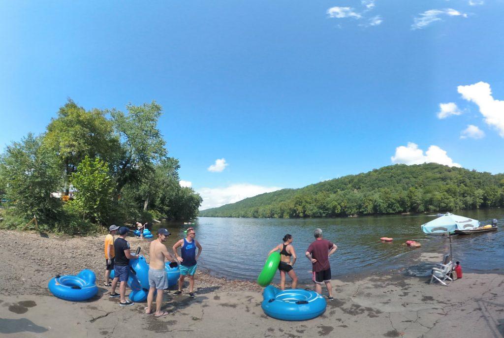 Bucks County River Country