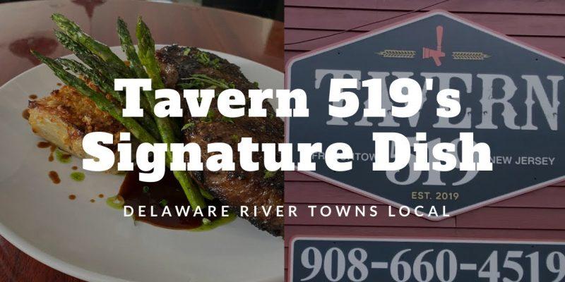 Tavern 519's Signature Dish